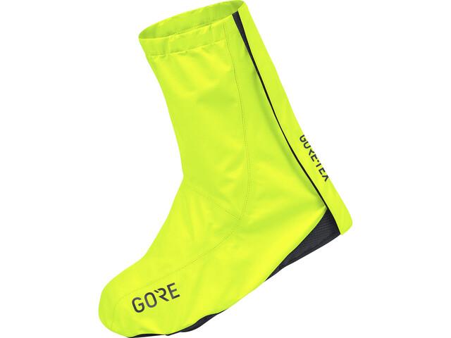 GORE WEAR C3 Gore-Tex Cubrezapatillas, neon yellow
